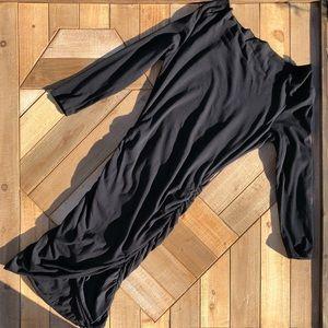 Black James Perse Dress